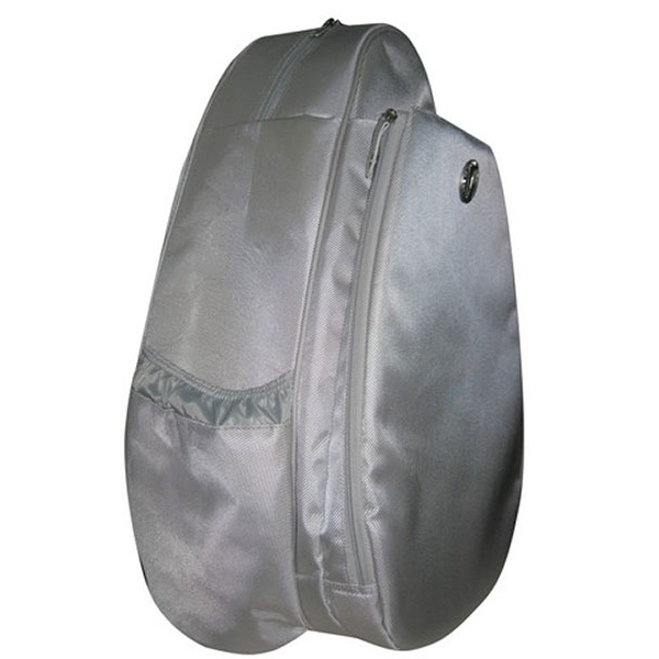 Jet Solid Silver Large Sling Tennis Bag