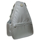 Jet Solid Silver Small Sling  - Tennis Bag Brands