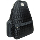 Jet Winner's Circle Black Small Sling Bag - Jet Small Tennis Bags