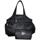 Jet Winner's Circle Black  Tote - Jet  Tennis Bags