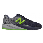 New Balance Men's MC996BK3 (D) Tennis Shoes (Pigment/Light Cyclone) - New Balance MC996/WC996 Tennis Shoes