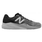 New Balance Men's MC996BK3 (D) Tennis Shoes (Black/Grey) - New Balance Tennis Shoes