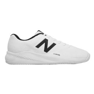 the best attitude 83965 682e7 New Balance Men s MC996BK3 (D) Tennis Shoes (White Black)