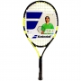 Babolat Nadal Jr Child's Tennis Racquet & Orange Play & Stay Tennis Ball Bundle