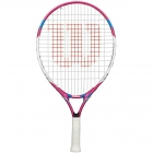 Wilson Juice Pink 19 Junior Tennis Racquet - Tennis Racquets For Kids 5 & 6 Years Old