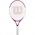Wilson Juice Pink 23 Junior Tennis Racquet - Tennis Racquets For Kids 7 & 8 Years Old