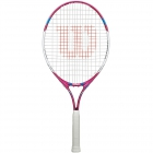 Wilson Juice Pink 25 Junior Tennis Racquet - Tennis Racquets For Kids 9 & 10 Years Old
