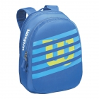 Wilson Match Junior Tennis Backpack (Blue) - Kids Tennis Bags - Tennis Backpacks for Girls and Boys