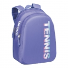 Wilson Match Junior Tennis Backpack (Purple) - Kids Tennis Bags - Tennis Backpacks for Girls and Boys