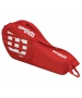 Wilson Junior Match 3 Pack Tennis Bag (Red/White) - Tennis Bag Types