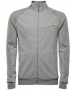 K-Swiss Men's Asym Pocket Tracktop (Grey) - Men's Outerwear Tennis Apparel