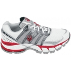 K-Swiss Men's Keahou II NP (Wht/ Red/ Chrcl) - K-Swiss