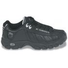 K-Swiss Men's ST329 Running Shoes (Blk/ Sil) - Running Shoes