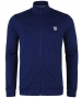 K-Swiss Men's Stitched Tracktop (Navy) - Men's Outerwear Tennis Apparel