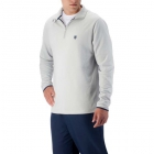 K-Swiss Men's Long Sleeve Quarter Zip Tennis Pullover (Dawn Blue) - Men's Long-Sleeve Shirts