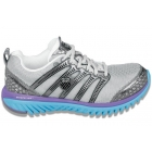 K-Swiss Women's Blade-Light Run (Sil/ Blu/ Vlt) - K-Swiss
