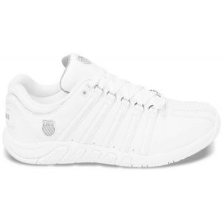 K Swiss Women S Pro C Tennis Shoe White Do It Tennis
