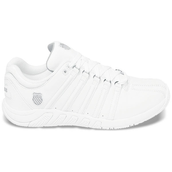 K-Swiss Women's Pro C Tennis Shoe (White) from Do It Tennis