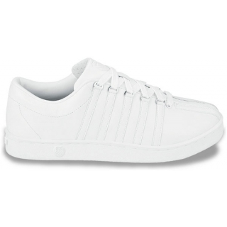 K-Swiss Mens The Classic Tennis Shoe (White) from Do It Tennis