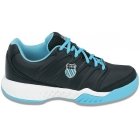 K-Swiss Women's Ultrascendor II Shoes (Blk/ Blu/ Wht) - K-Swiss Ultrascendor Tennis Shoes