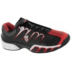 K-Swiss Men's Bigshot II Shoes (Blk/ Red/ Chrcl) - K-Swiss Tennis Shoes