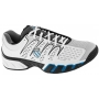 K-Swiss Men's Bigshot II Shoes  (White/ Grey/ Black/ Blue)