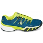 K-Swiss Men's Bigshot II Shoes (Blue/ Yellow/ Black - Shoes
