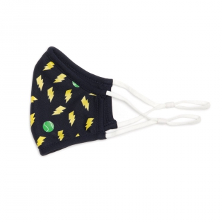 Ame & Lulu Kids Cool Fit Face Mask (Thunder)