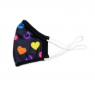 Ame & Lulu Kids Cool Fit Face Mask (Rainbow Serve) - Sports Towels, Wraps & Face Masks
