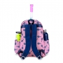 Ame & Lulu Little Love Junior Tennis Backpack (Mini Racquets)