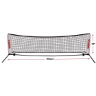 Tourna 18-Foot Portable Youth Tennis Net -