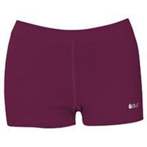 DUC Floater 2.5 Women's Compression Shorts (Maroon)