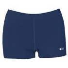 DUC Floater 2.5 Women's Compression Shorts (Navy) - DUC Women's Team Tennis Shorties