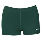DUC Floater 2.5 Women's Compression Shorts (Pine)  - DUC Team Tennis Apparel