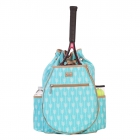 Ame & Lulu Lagoon Tennis Backpack - Tennis Backpacks