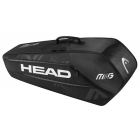 Head MxG 6R Combi Tennis Bag - 6 Racquet Tennis Bags