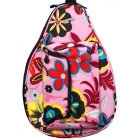 Jet Lavender Floral Mini Backpack - Tennis Racquet Bags