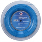 Laserfibre Laser Smooth 16g Blue Tennis Racquet String (Reel) - Tennis String Type