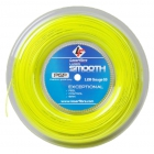 Laserfibre Laser Smooth 16g Optic Yellow Tennis Racquet String (Reel) - Tennis String Type