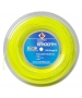 Laserfibre Laser Smooth 16g Optic Yellow Tennis Racquet String (Reel) - Laserfibre Tennis Racquet String
