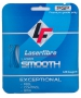 Laserfibre Laser Smooth 17g Blue Tennis Racquet String (Set) - Laserfibre Tennis Racquet String