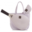 Court Couture Savanna Perforated Lilac - Court Couture Tennis Bags
