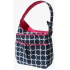40 Love Courture Links Navy Sophi Hobo -