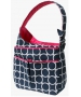 40 Love Courture Links Navy Sophi Hobo - 40 Love Courture