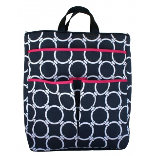 40 Love Courture Links Navy Sophi Tote