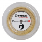 Gamma Live Wire OCHO XP 16g Tennis String (Reel) - Gamma Tennis String