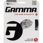 Gamma Live Wire XP 17g Tennis String (Set) - String on Sale