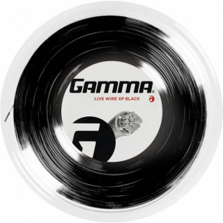 Gamma Live Wire XP 17g Tennis String (Reel)