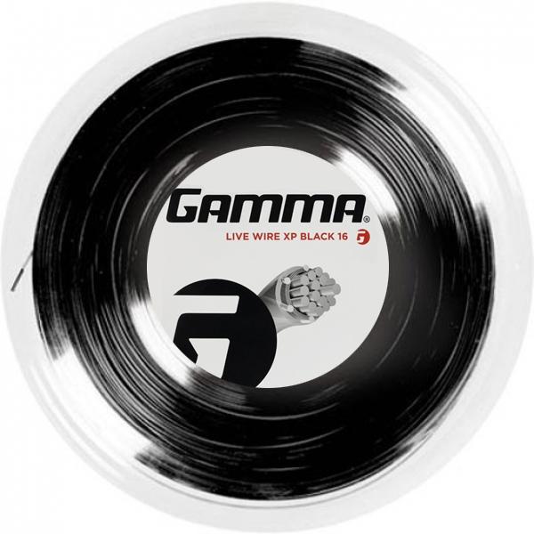 Gamma Live Wire XP 16g Tennis String (Reel)