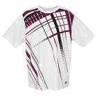 DUC Men's Livewire Crew (Maroon) - DUC Men's T-Shirts & Crew Necks Tennis Apparel